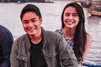 BEHIND-THE-SCENES: Cardo and Alyana in Cebu