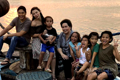PHOTOS: The FPJ's Ang Probinsyano Family