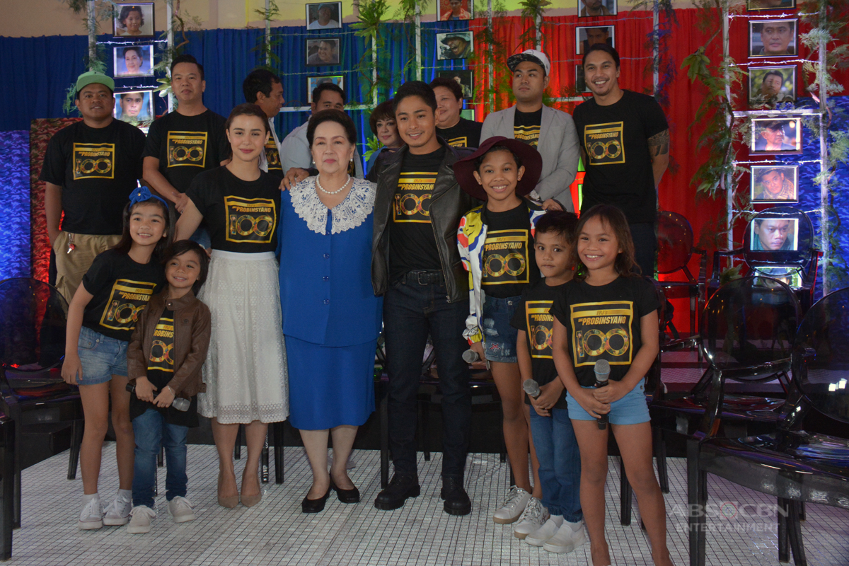 PHOTOS: FPJ's Ang Probinsyano 100 Media Launch