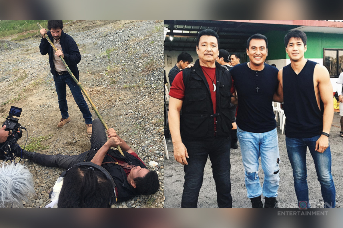 LOOK: #FPJAPGiyera Behind-The-Scenes Photos