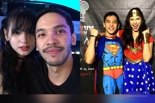 IN PHOTOS: Meet Sancho Delas Alas' pretty non-showbiz girlfriend