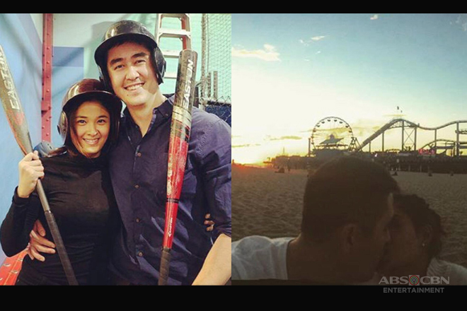 LOOK: 63 Photos of Yam Concepcion with her boyfriend that show love knows no distance