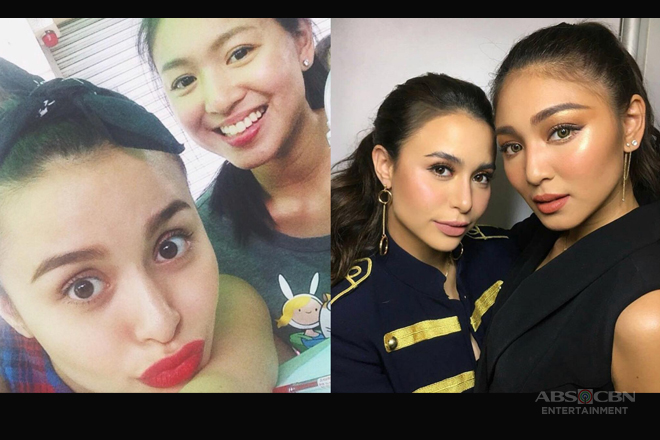 BFF GOALS: 47 Beautiful Moments of Yassi & Nadine through the years