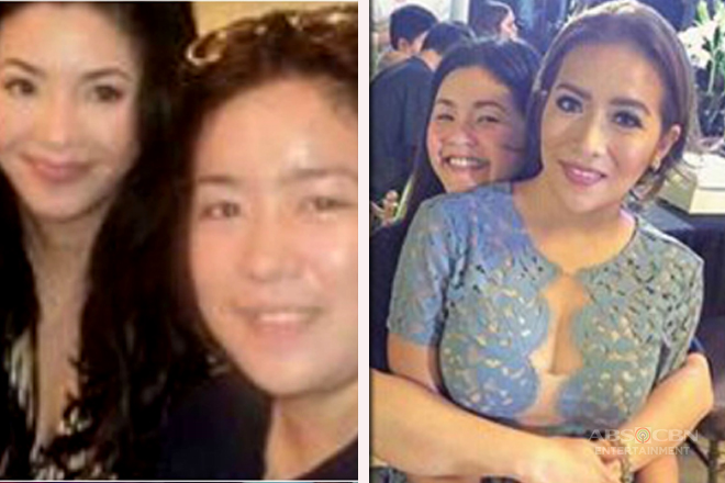 LOOK: 27 Photos of Angeline Quinto with her forever Lodi!