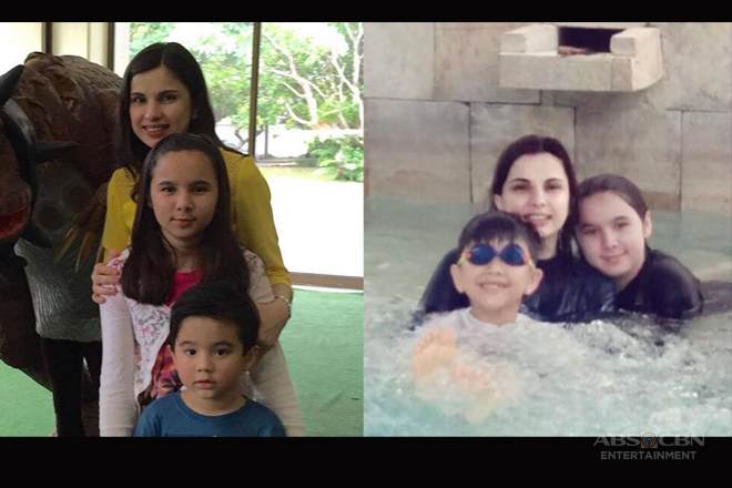 LOOK: Meet Ana Roces' adorable kids in these 24 Photos!