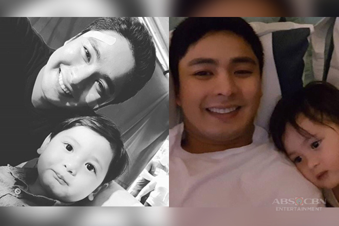 IN PHOTOS: 33 Adorable Photos of Coco Martin with his Junior!