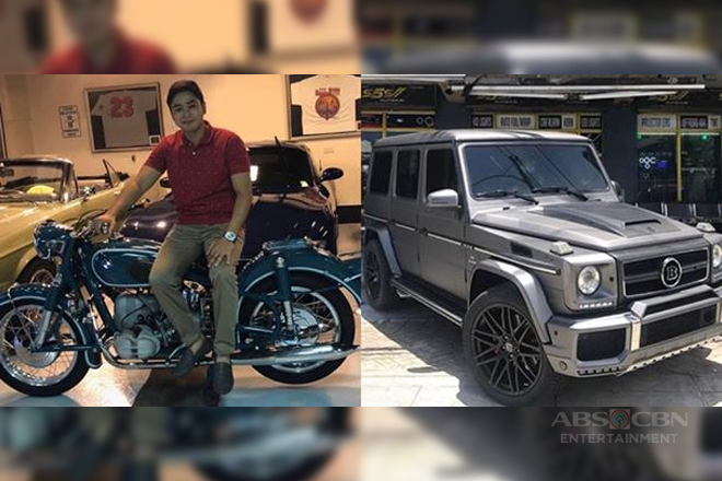 LOOK: Here are Coco Martin's collections that will drive you crazy!