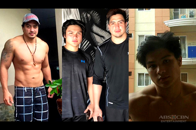 IN PHOTOS: 29 Times Wendell Ramos & his son showed that they are the ultimate #BodyGoals