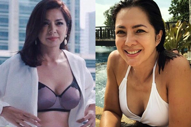 Ageless at 48! Alice Dixson confidently flaunts sexy bod in these beach photos