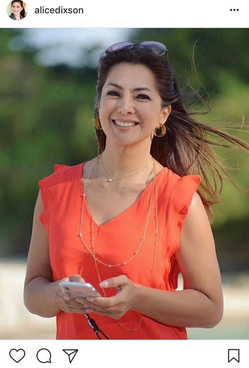 PEPtalk. Alice Dixson admits she s dating tells why she posed for FHM