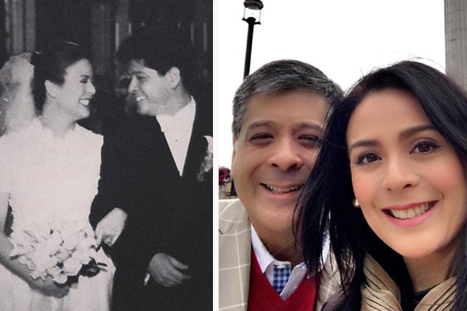 LOOK: Dawn Zulueta with the man who owns her heart for 20 years!