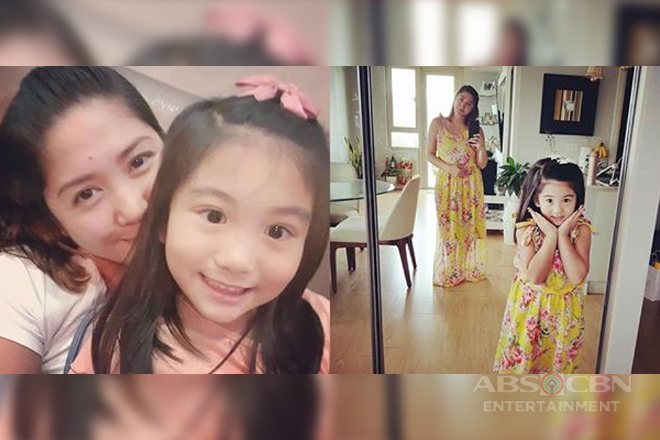 LOOK: 29 Photos of Katya Santos with her little baby girl!