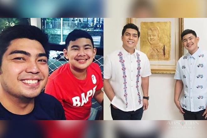 LOOK: Meet the chinito unico hijo of Jolo Revilla!
