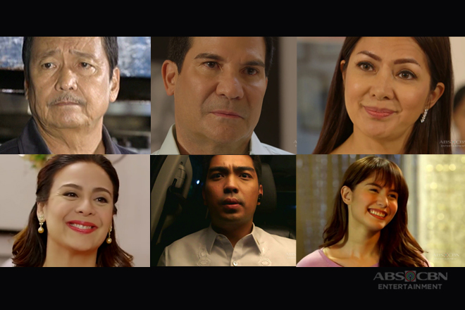 Returning stars who made their grand comeback on FPJ's Ang Probinsyano