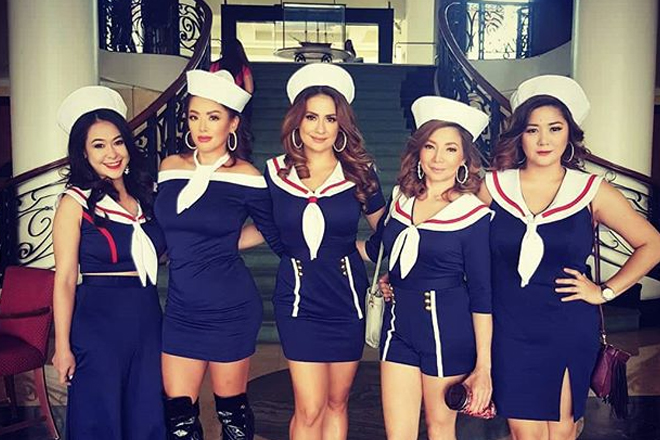 Behind-The-Scenes: FPJ's Ang Probinsyano's Flower Power Girls