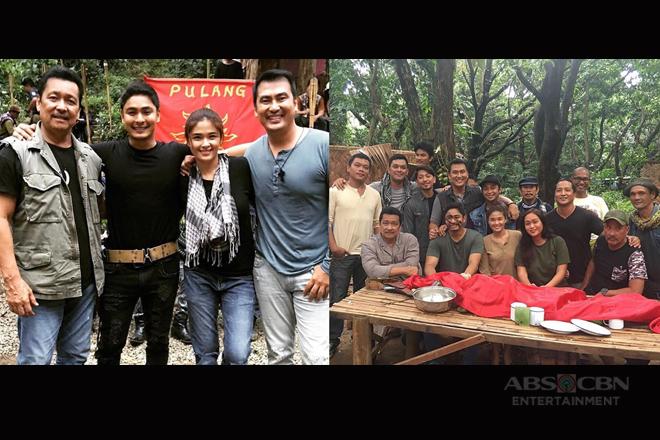 """Mabuhay!  FPJ's Ang Probinsyano's """"Pulang Araw"""" celebrates first anniversary"""