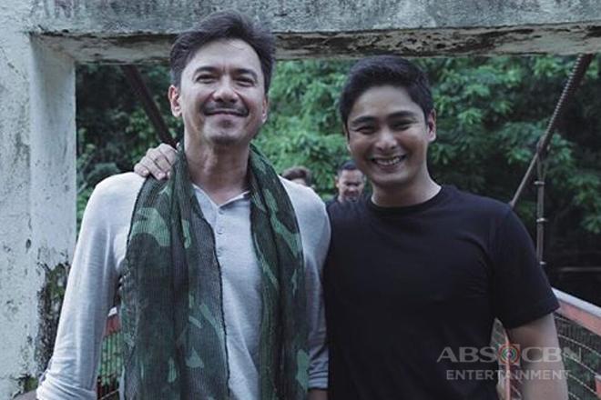 Behind-The-Scenes: Rommel Padilla bilang Baldo sa FPJ's Ang Probinsyano