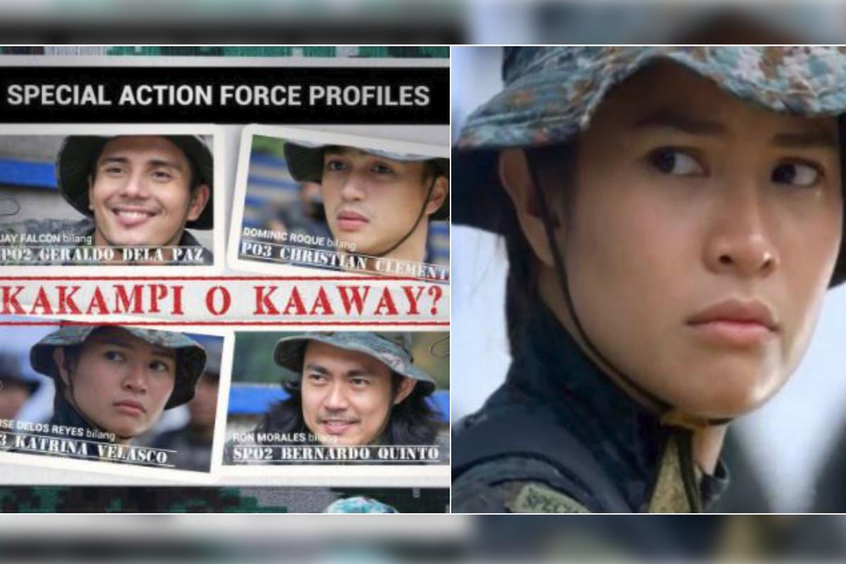 LOOK: Louise Delos Reyes joins FPJ's Ang Probinsyano