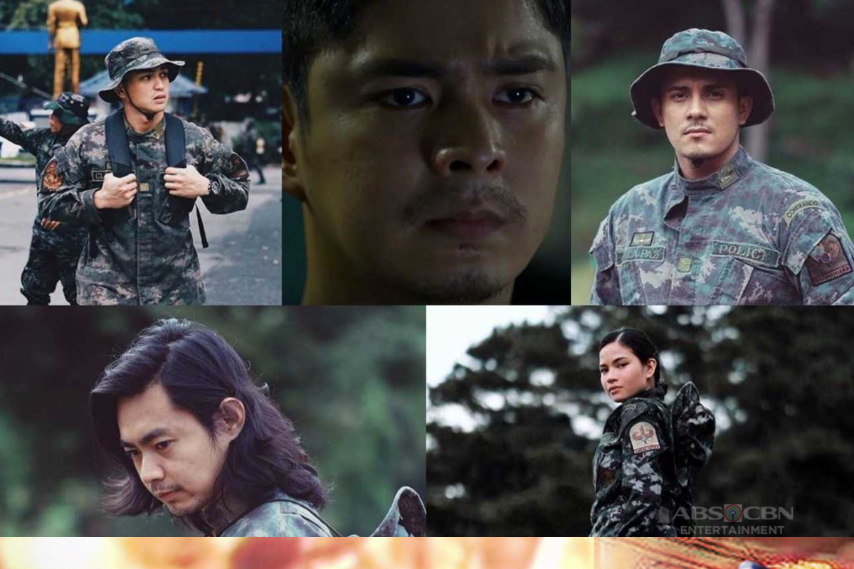 """Coco returns to combat as member of Special Action Force in """"FPJ's Ang Probinsyano"""""""