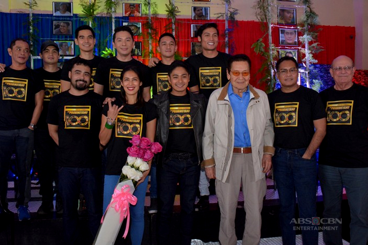 """FPJ's Ang Probinsyano"" celebrates 100 weeks of television dominance"