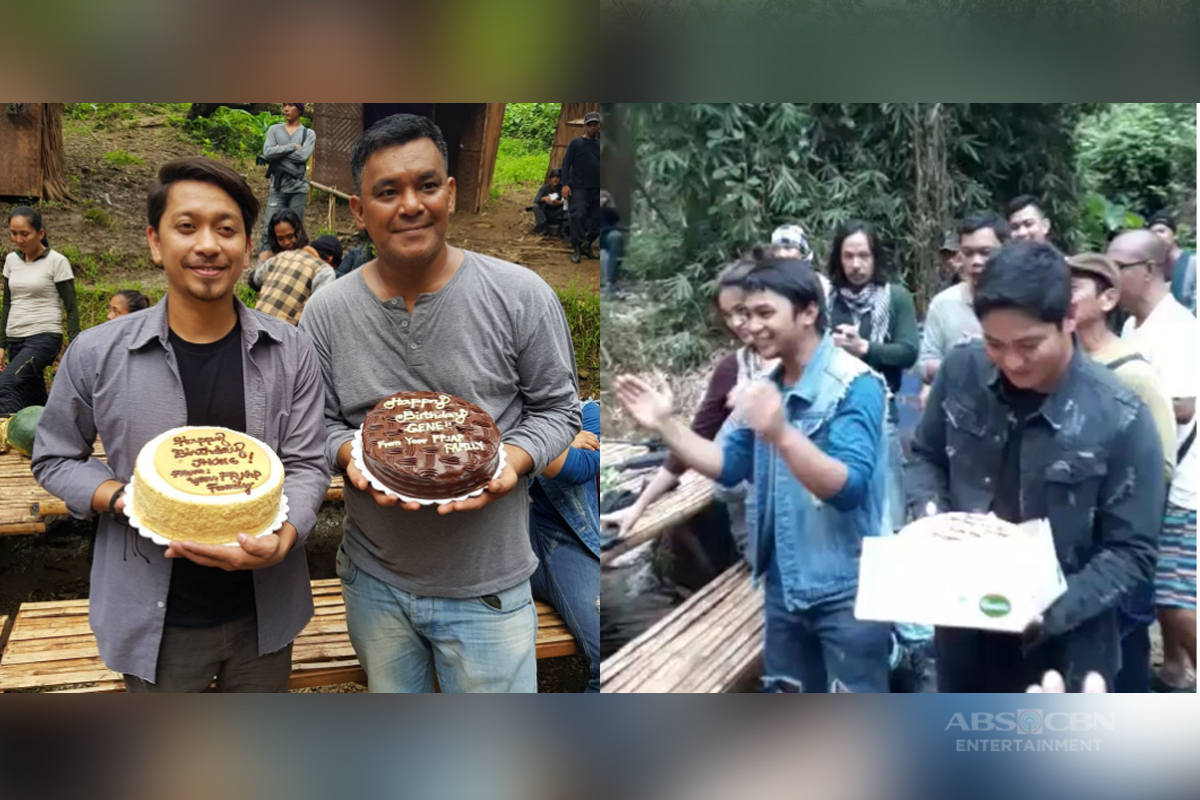 Watch: Coco's birthday surprise for Jhong and Gene