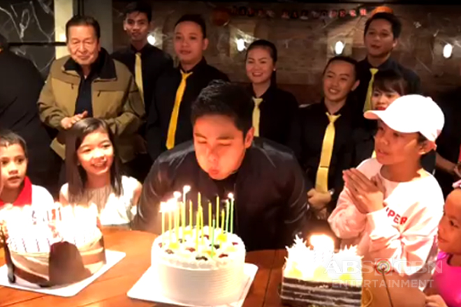 WATCH: Coco Martin gets an early birthday surprise