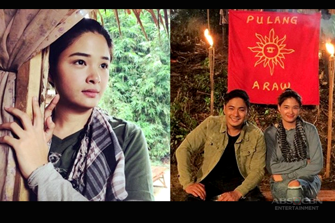 Yam Concepcion, nagpasalamat sa pagiging bahagi ng FPJ's Ang Probinsyano