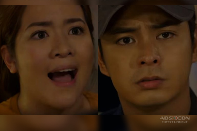 "Coco gets exposed by Angeline in ""FPJ's Ang Probinsyano"""