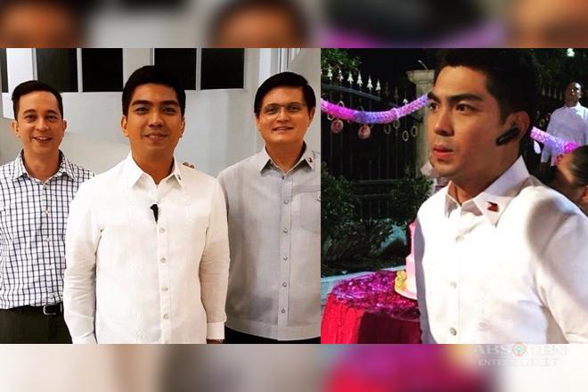 LOOK: Jolo Revilla joins FPJ's Ang Probinsyano
