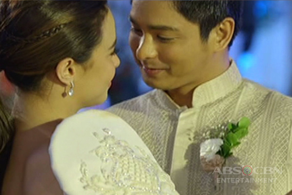 WATCH: Cardo and Alyana's first dance as a married couple