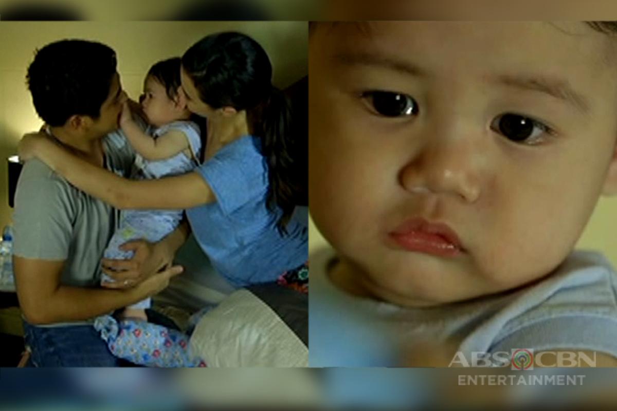 Cardo at Alyana, inilaan ang panahon para kay Baby Ricky