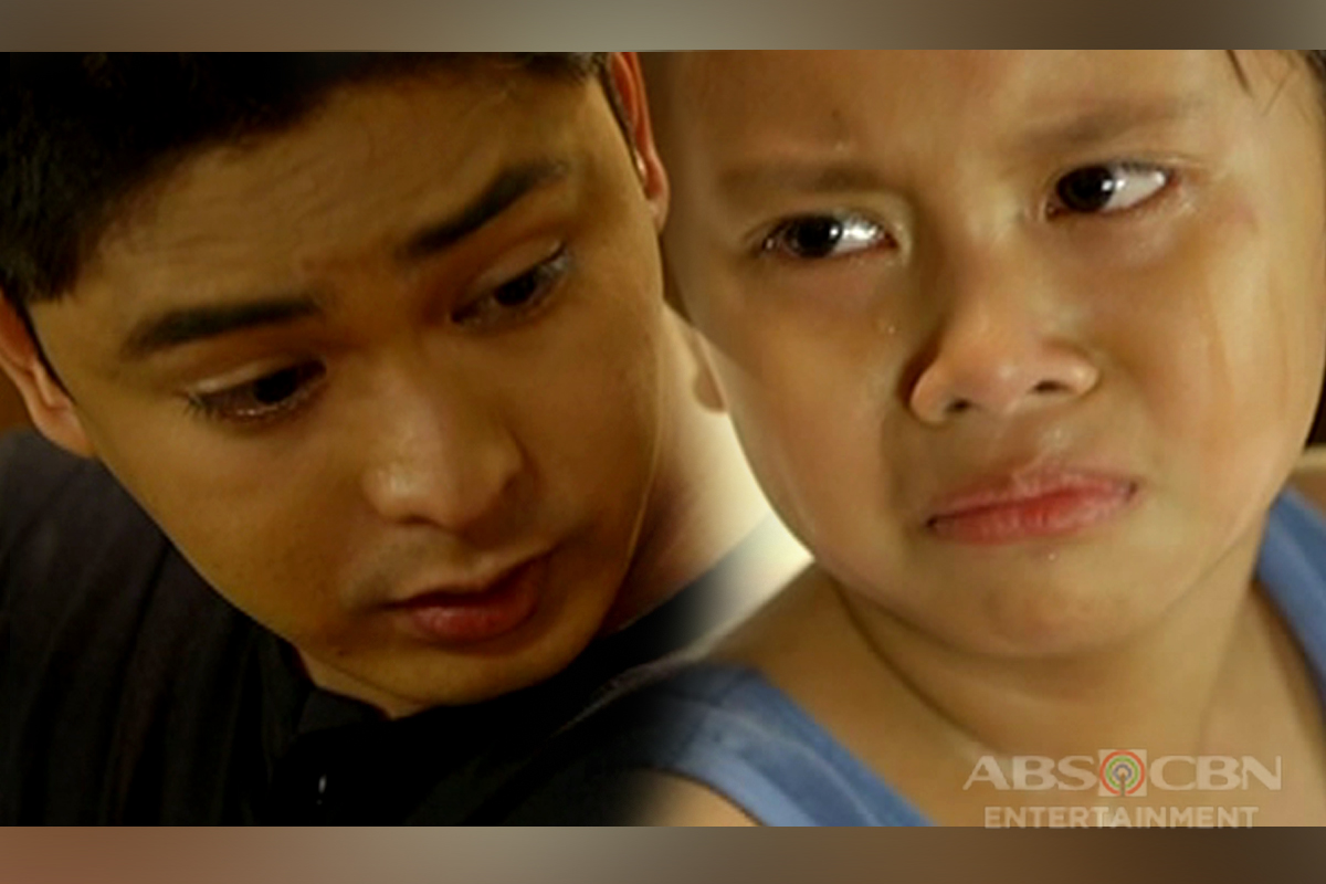Cardo gets emotional as he says goodbye to Onyok