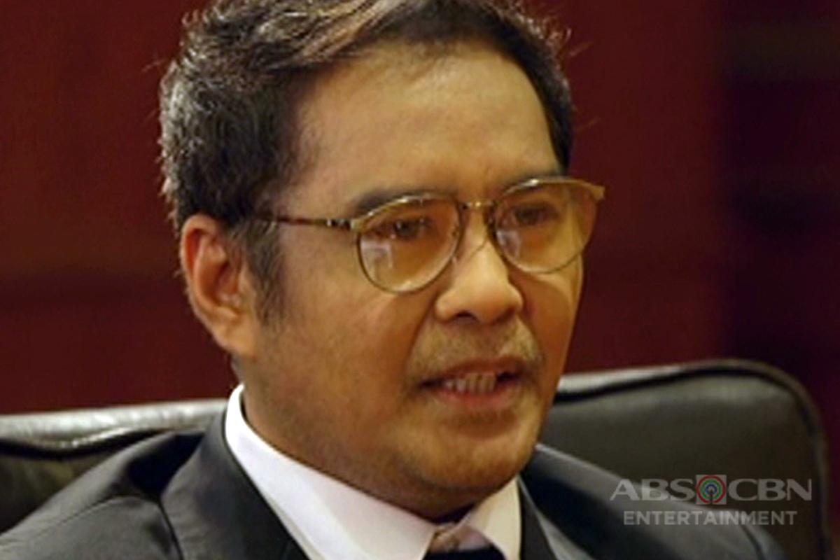 Director Hipolito, naipit sa mga tanong ng press