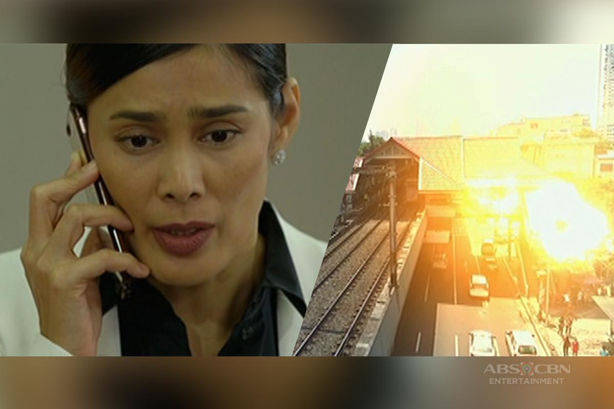 Diana, nabahala sa balita ng mga pagsabog sa Maynila