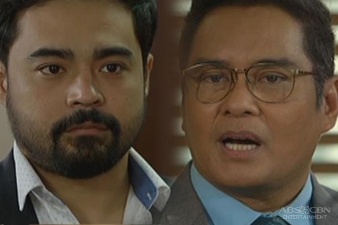 Renato, ipinahanda kay Manolo ang kanyang plano laban kay Mateo