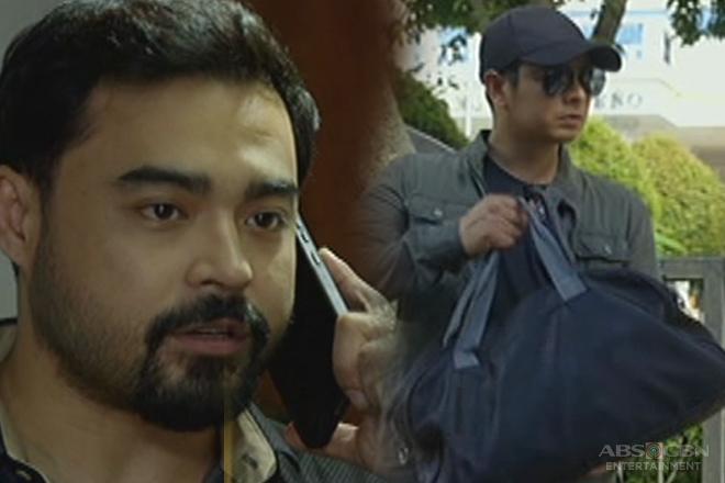 Manolo, ipinabigay kay Cardo ang regalo ni Renato sa kanyang kalaban