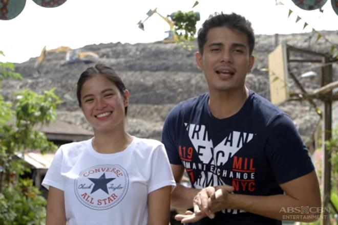FPJ's Ang Probinsyano: Ang Munting Salo-Salo kasama sina Ejay Falcon at Louise delos Reyes