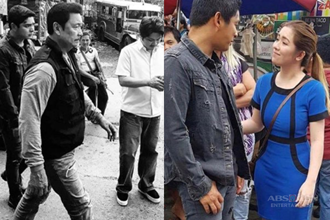 LOOK: Angeline, Janno join FPJ's Ang Probinsyano