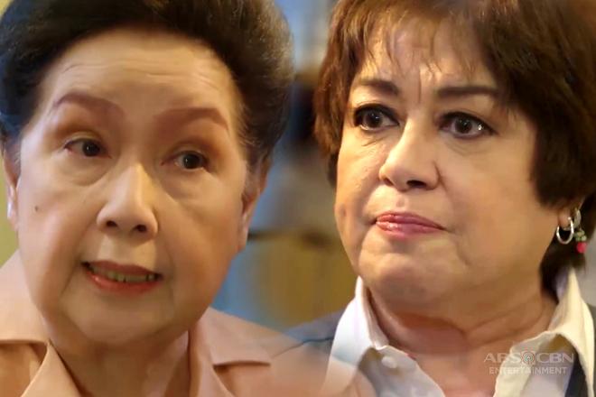 Lola Flora, kinompronta si Kapitana Gina sa kanyang ikinakalat na fake news