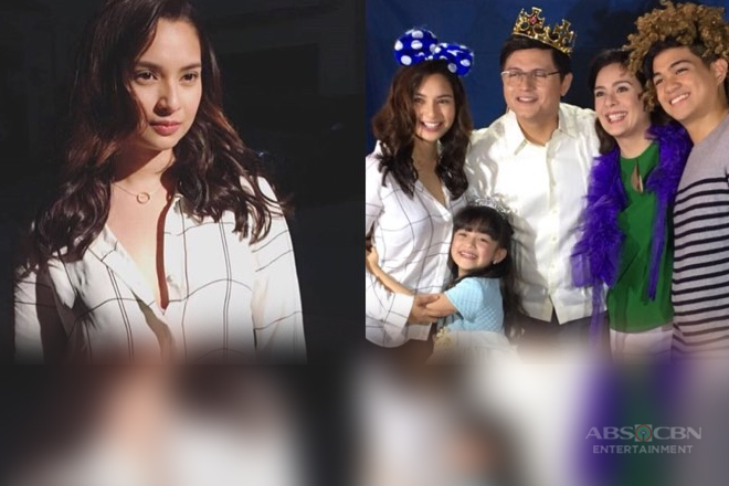 LOOK: Ryza Cenon joins the cast of FPJ's Ang Probinsyano