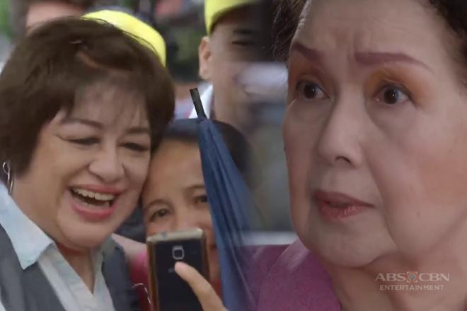 Lola Flora, ipinaalam kung ano ang isang mabuting politiko