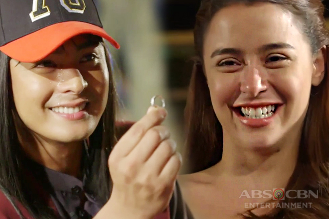 WATCH: Cardo to Alyana: Will you marry me again?