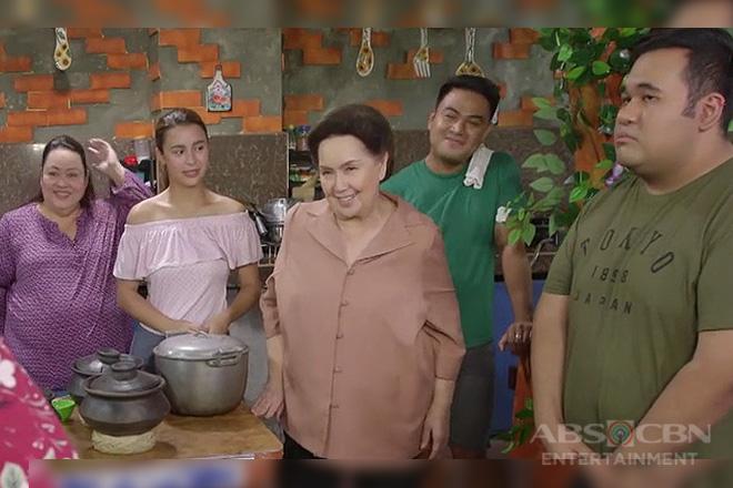 Ang Probinsyano: Lola Flora, excited na sa pagbubukas ng kanilang karinderya