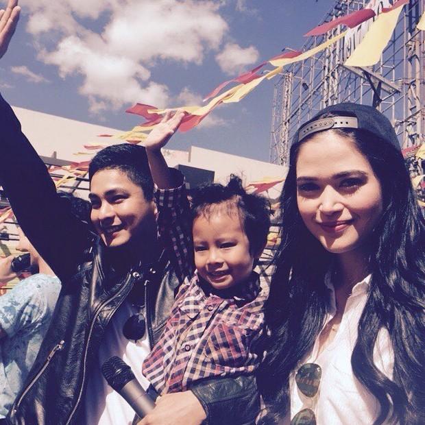 PHOTOS: Coco, Bella & Onyok in Sinulog Festival 2016 Float Parade