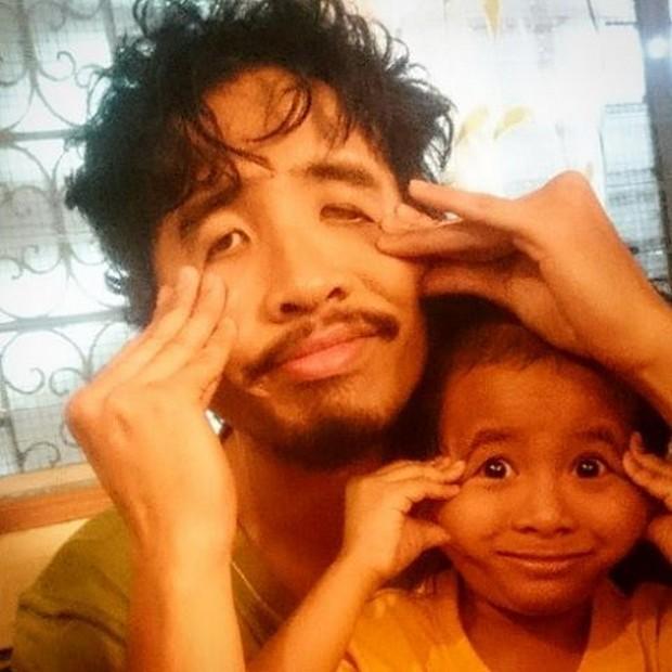 LOOK: Cardo's kwelang sidekicks Onyok at Benny