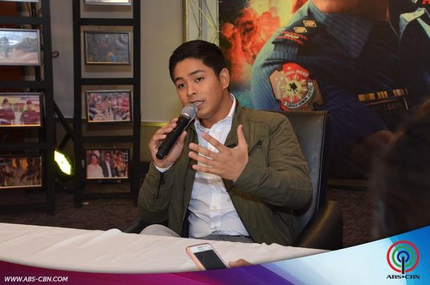 LOOK: Hari ng Drama Coco Martin at FPJ's Ang Probinsyano Digital Conference