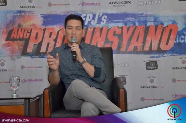 PHOTOS: Richard Yap bilang Chief ng Sindikato sa Ang Probinsyano