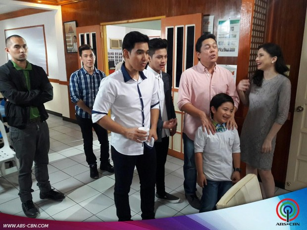 On The Set Of FPJ's Ang Probinsyano: Kasalang Carmen at Joaquin