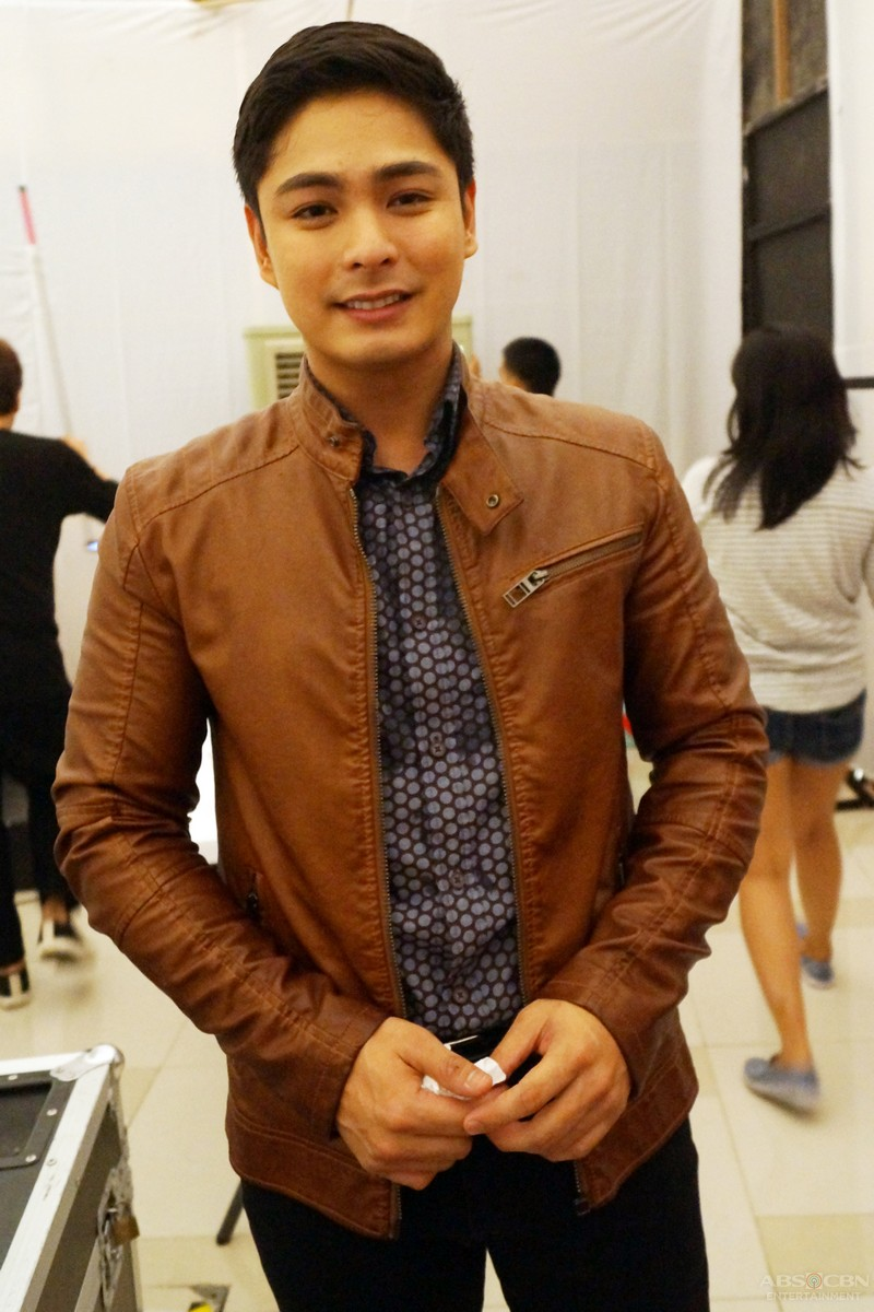 14 times Coco Martin proved that he can pull off the astig leather jacket-look anytime