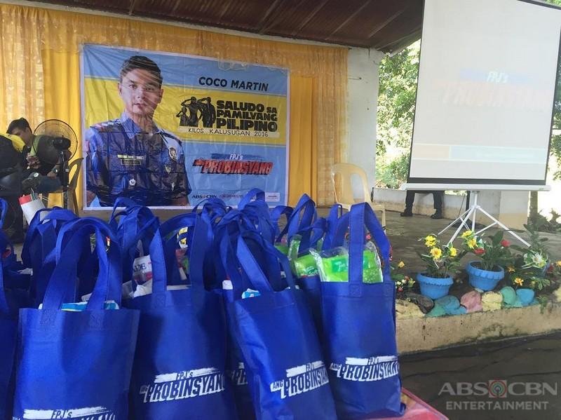 PHOTOS: FPJ's Ang Probinsyano Kilos Kalusugan 2016